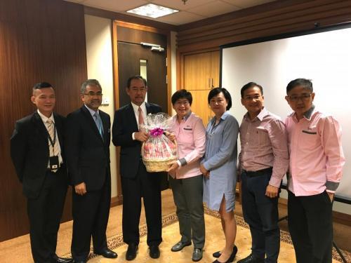 29.01.2019_Toursim Malaysia Meeting