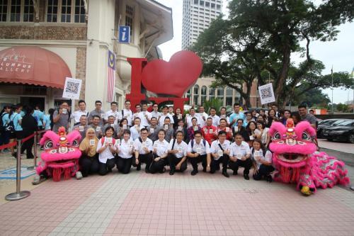 23.08.2018_马来西亚领事通二维码推荐会-Joint promote on consular protective for chinese