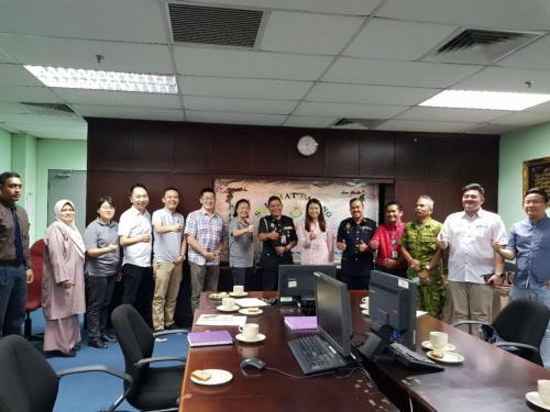 27.06.2019_新山关口会议-Johor Custom Meeting